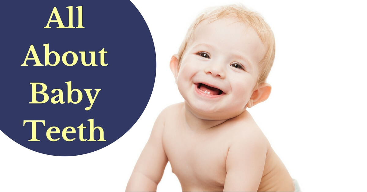 All About Baby Teeth at Fox Kids Dentistry