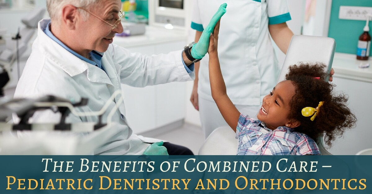 Fox Kids Dentistry & Orthodontics - The Benefits of Combined Care – Pediatric Dentistry and Orthodontics