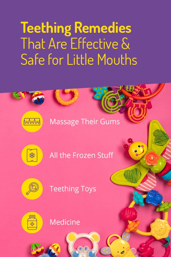 Teething remedies safe for infants